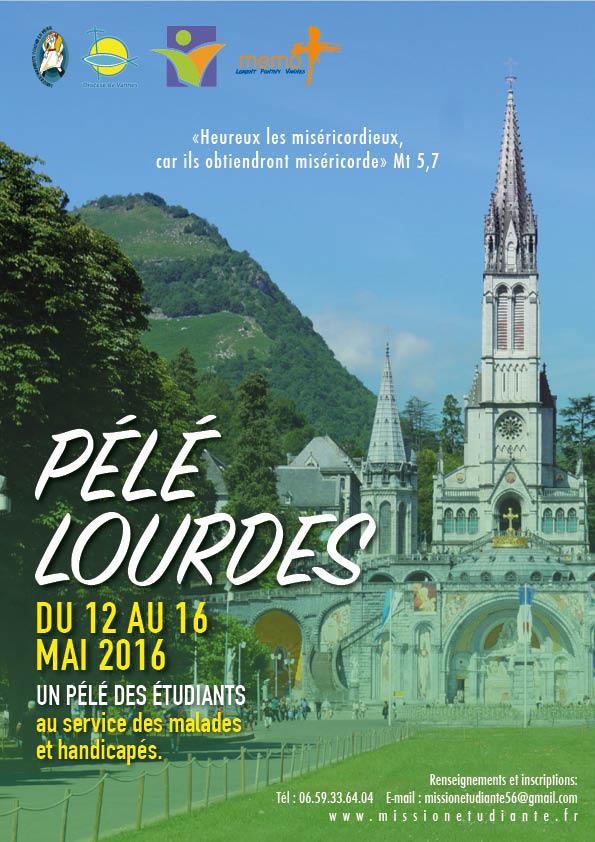 Mémo pélé Lourdes