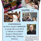conférence Burgun