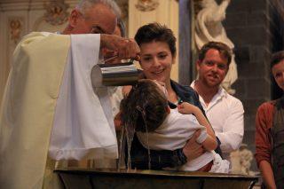 Baptême enfant