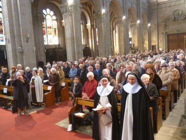 Plus de 30 congrégations dans le Morbihan