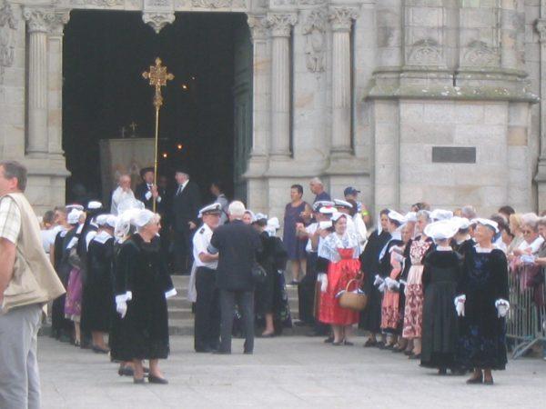Ste Anne d'Auray