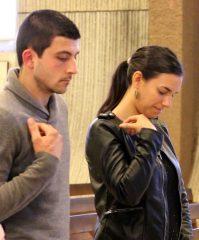 couple prière