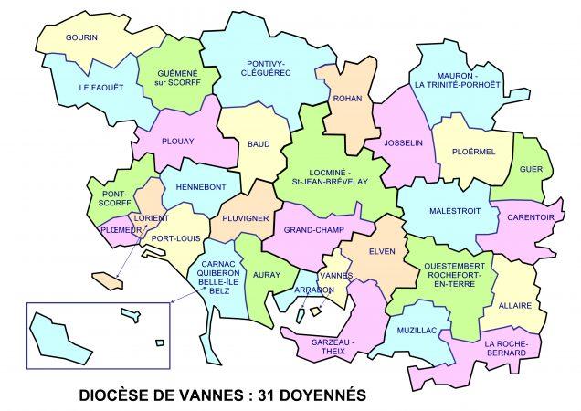 Diocese 31 doyennés HD