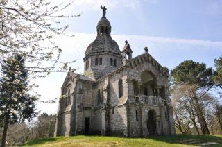 chapelle sacré coeur, Berné