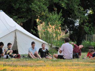 camp jeunes