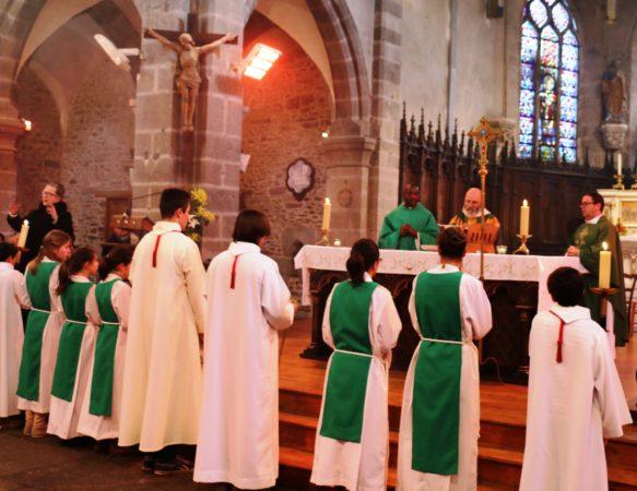 Mauron-visite pastorale-Mgr-Messe-5