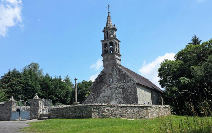 Persquen-chapelle vue exterieure