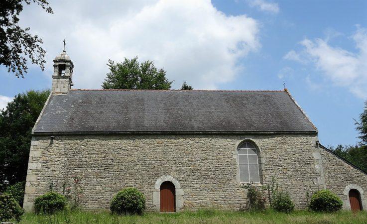 Plouay chapelle3