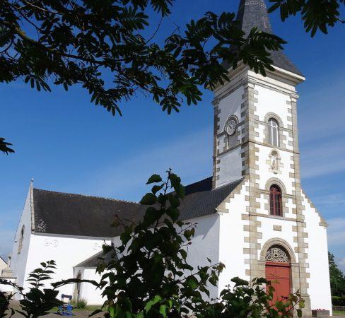 Chapelle Le Tour du Parc