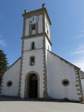 eglise st Michel - ile aux moines
