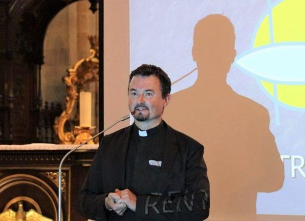 Père Gwenael Ayrault - Témoignage - Rentrée diocésaine 20202