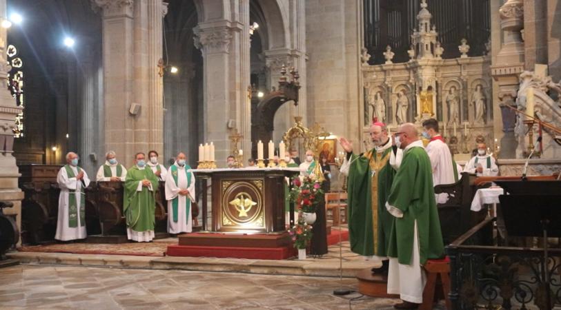 Messe - Rentrée diocésaine 2020