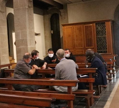 Carrefour des prêtres 3 - Rentrée diocésaine 2020