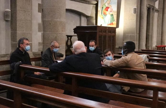 Carrefour des prêtres 2 - Rentrée diocésaine 2020