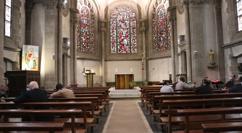 Carrefour des prêtres - Rentrée diocésaine 2020