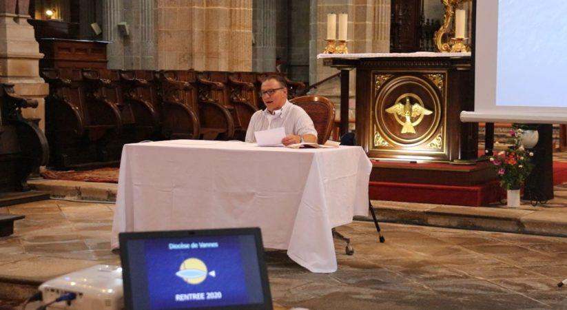 Témoignage Secours Catholique - Rentrée diocésaine 2020