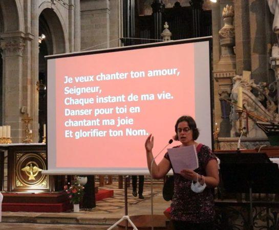 Chants - Rentrée diocésaine 2020