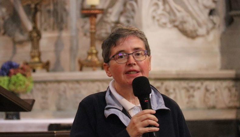 Soeur Agnès - Projet Christus Vivit - Rentrée diocésaine 2020